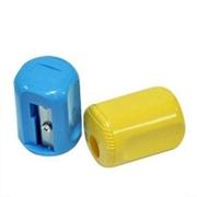 手牌 HD-0137 削鉛筆器 紅/黃/藍/黑