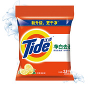汰渍 柠檬清新型净白去渍洗衣粉 2.8kg