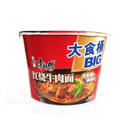 康師傅  超爽桶 紅燒牛肉味 143g    僅限上海