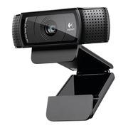 羅技 Pro C920 高清視頻攝像頭   黑色