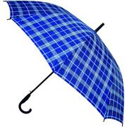 天堂 170E 高密拒水隱格聚酯紡直桿晴雨傘  70*10K