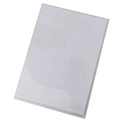 易达 700240 透明文件套 A4  12个/包 透明色