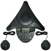 寶利通 Soundstation 2 EX 會議電話  黑色