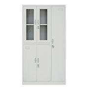 紅港 HG-289 器械更衣柜 W970*D450*H1800 淺米黃色