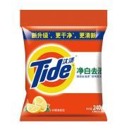 汰渍   净白去渍洗衣粉(柠檬清新型) 260g  条码:6903148078921