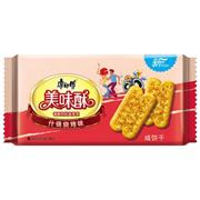 康师傅  美味酥咸饼干  什锦烧烤味  85g