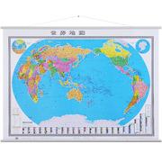 国产 1115 世界地图 中英对照 1.1M*1.5M