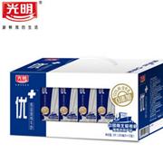 光明   優+純牛奶禮盒 250ml*12