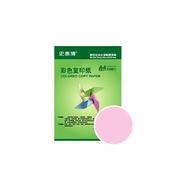 史泰博   80G彩色復印紙  100張/包 A4 粉紅色