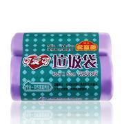 可爱可   可爱可垃圾袋彩色 45cm*52cm*50只(紫色)加送20只(共70只) 紫色
