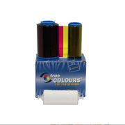 斑马 800015-440CN 证卡打印机色带  彩色 (适用P330I)