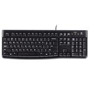 羅技 K120 鍵盤 黑色
