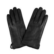 MASCOMMA 全觸屏羊皮手套 (女款M) (CA00501/BR)