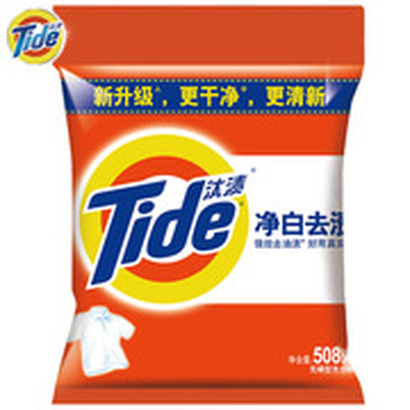 汰渍   净白去渍洗衣粉(柠檬清新型) 508g