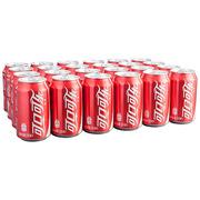 可口可樂   可樂 330ml/罐 24罐/箱 整箱銷售