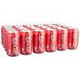 可口可乐   可乐 330ml/罐 24罐/箱 整箱销售