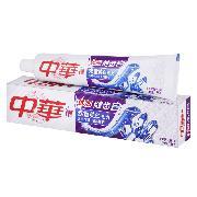 中华   优加健齿白深海晶盐牙膏 155g