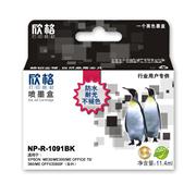 欣格 NP-R-1091BK 墨盒 11.4ml 黑色 (适用 EPSON  ME30/ME300/ME Office 70/360/ME Office600F(染料))