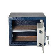 永发 D-35BL3C  电子保险柜 H350*W450*D350  宝蓝色箱体+白色门板