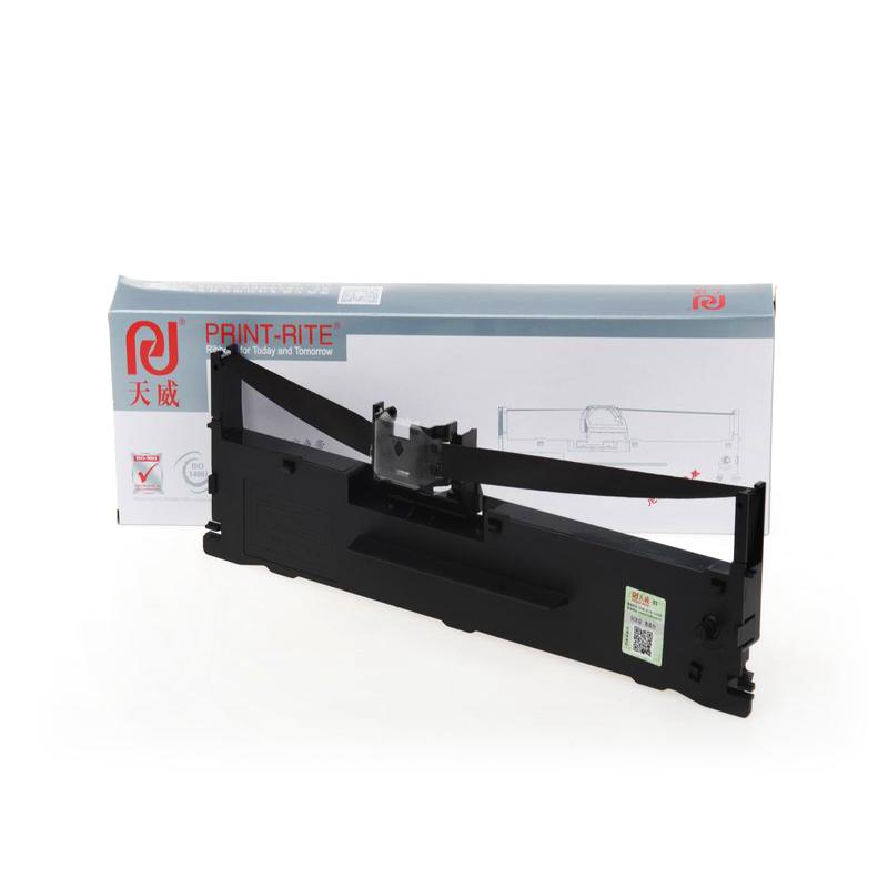 天威 LQ630K/730K RFE005BPRJ 色帶框 8m*12.7mm 黑色 1根 (適用 EPSON LQ630K/LQ635K/LQ730K/LQ735K/LQ80KF/LQ-80KFII/LQ-615K)