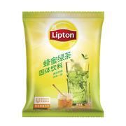 立頓    蜂蜜綠茶 500G