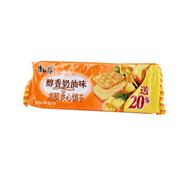 康师傅  咸酥夹心饼干 奶油芝士味 80g 新老包装随机发货