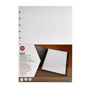 M Brand 23191 Arc多功能笔记本内页(空白)  A4,50页 白色