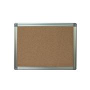 史泰博   鋁合金邊框軟木板 60*90 原木色 辦公文具