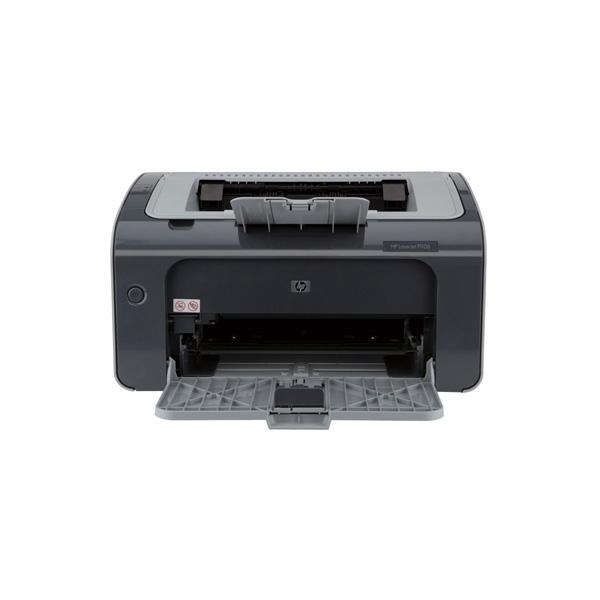 惠普 LaserJet Pro P1106 黑白激光打印機 A4  1臺