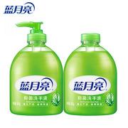 蓝月亮   芦荟抑菌洗手液组合装 500g+500g