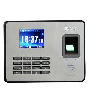 优玛仕 U-Z7 指纹考勤机  一台/盒 银黑色 指纹/密码双认证方式;指纹和数据记录容量;钢化指纹膜;U盘/网络多种方式下载考勤数据;T9输入法