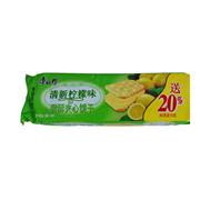 康师傅   甜酥夹心饼干 清新柠檬味 80g    新老包装随机发货