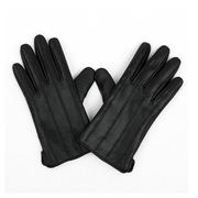 MASCOMMA 全觸屏羊皮手套 (男款M) (CA00201/BR)