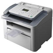 佳能 FAX-L170 激光传真机 A4 白色 传真、复印、打印