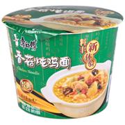 康師傅   香菇燉雞面碗面 105g    (新老包裝交替發貨)
