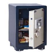 永发 D-50BL3C  电子保险柜 H570*W390*D330  宝蓝色箱体+白色门板