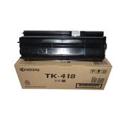 京瓷 TK-418 墨粉 18000张 黑色