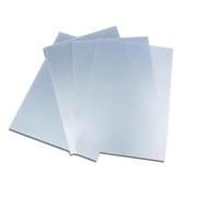 力晴 A4 0.2S  裝訂封面 100張/包 透明色