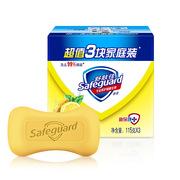 舒肤佳 柠檬清新型香皂 115g*3