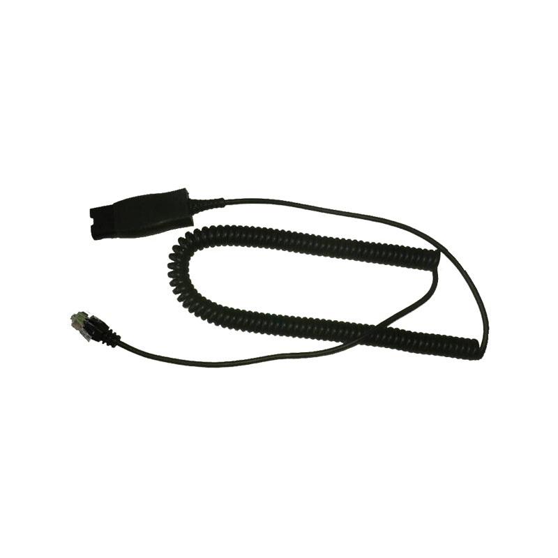 繽特力 HIS 連接線    (搭配繽特力HW開頭的耳麥使用,適用于部分亞美亞(AVAYA)電話機)