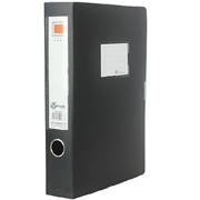富得快 hy3003 档案盒/文件盒 A4 2寸 黑色