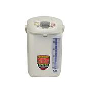 象印 CD-LCQ50HC-WG 微电脑电热水壶 5.0L 灰白色