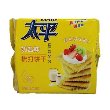 太平   奶盐苏打饼干 100g