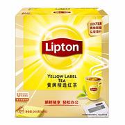 立顿 黄牌精选红茶 S100 2g*100包