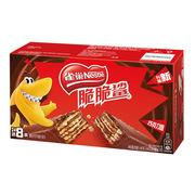 雀巢 脆脆鲨巧克力味夹心威化饼干 480G