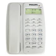 飞利浦 TD2808 电话机 白色