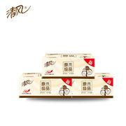 清風 BR38CN/BR38LC1S 原木純品200抽雙層塑包面紙 3包/提 188*195mm