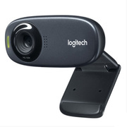 罗技 C310 高清网络摄像头  黑色