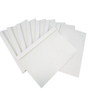 優瑪仕 2mm 熱熔封套  100套/盒 白色