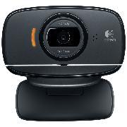 羅技 C525 高清網絡視頻攝像頭 黑色